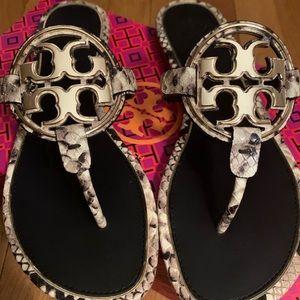 Tory Burch Shoes - Tory Burch Metal Millers